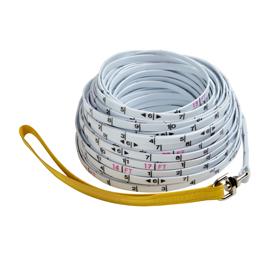 SR-series surveyor ropes, in 30, 50 & 100m