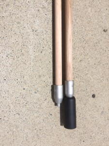 Oresome Products stemming plug loading pole & foot sm