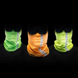 Oresome Reflective neck gaiters